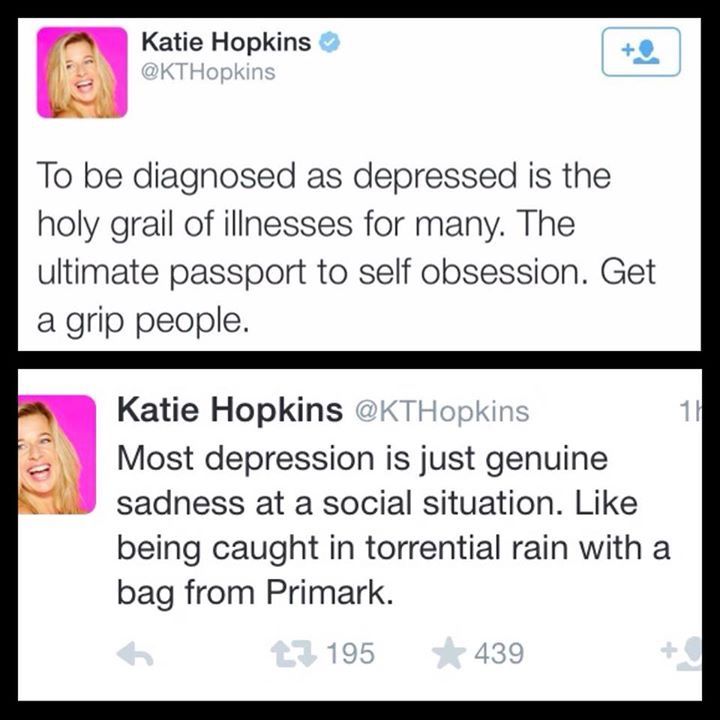 Katie on Depression