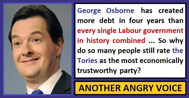 George Osborne Debt